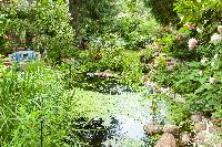 Prämierter Garten in Ricklingen