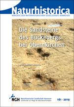 """Naturhistorica 161 """"Die Sandsteine des Bückebergs bei Obernkirchen"""""""