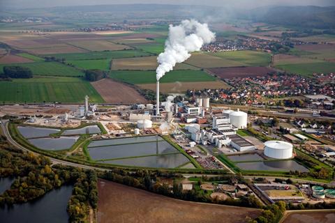 Zuckerfabrik Werk Norstemmen. Bild: Nordzucker.