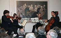 Das Wieczórek-Quartett