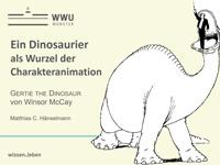 """Zur Video-Präsentation """"Ein Dinosaurier als Wurzel der Charakteranimation"""""""