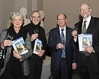 Dr. Hilde Moennig, Ronald Clark, Dr. Dieter Schulz, Martin Schmidt