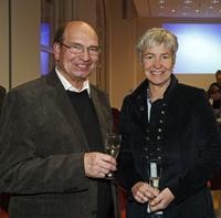 Dr. Katja Lembke, Direktorin des Landesmuseums Hannover, Dr. Dieter Schulz
